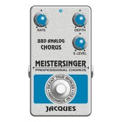Jacques JACMEIV3 - Pédale d'effet chorus Meistersinger V3