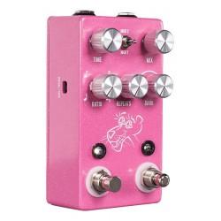 JHS Pedals JHSPIN - Pédale d'effet délai Pink Panther