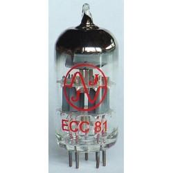 JJ Electronic JJT12AT7 - Lampe de préamplification 12AT7 / ECC81