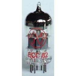 JJ Electronic JJT12AU7 - Lampe de préamplification 12AU7 / ECC82