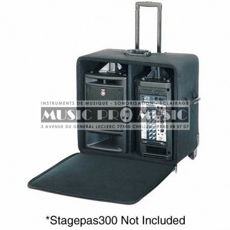 Yamaha SCSTAGEPAS400 - Valise trolley pour StagePas 400I