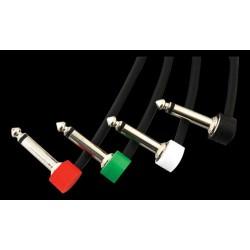 Lava Cable LCCP10PKR - Pack de 10 bouchons pour connecteur coudé 10-Pack RA