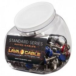 Lava Cable LCMG229JAR - Câble de patch Jar 25 pièces