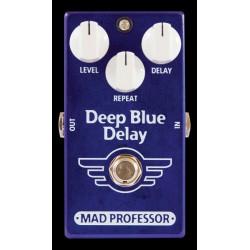 Mad Professor MADDEEF - Pédale d'effet délai Deep Blue Delay