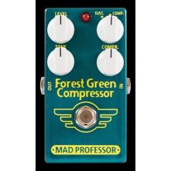 Mad Professor MADFORF - Pédale d'effet compresseur Forest Green Compressor