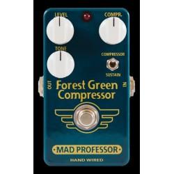 Mad Professor MADFORH - Pédale d'effet compresseur Forest Green Compressor HW