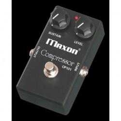Maxon MAXCP-101 - Pédale d'effet compresseur CP-101 Compressor