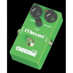 Maxon MAXOD-808 - Pédale d'effet overdrive OD-808 Overdrive