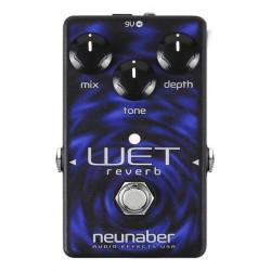 Neunaber NTWETMV4 - Pédale d'effet reverb Wet Reverb