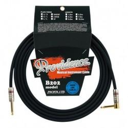 Providence PVB202-1L - Câble instrument B202 - 1m S/L