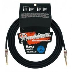 Providence PVB202-5S - Câble instrument B202 - 5m S/S