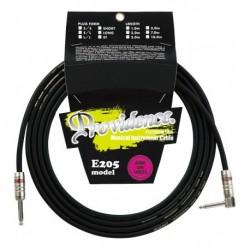 Providence PVE205-5L - Câble instrument E205 - 5m S/L