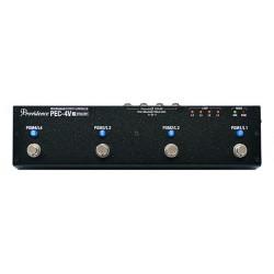 Providence PROPEC4V - Routeur pour pédale d'effet Programmable Effects Controller PEC-4V