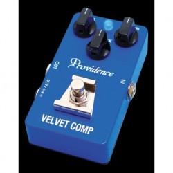 Providence PROVLC - Pédale d'effet compresseur Velvet Comp VLC-1