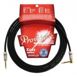 Providence PVZ102-5L - Câble instrument Z102 - 5m S/L
