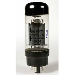 Sovtek EHXSOV5881W - Lampe de Ampli de puissance 5881 WXT PL