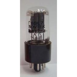 Sovtek EHXSOV6SL7 - Lampe de préamplification 6SL7
