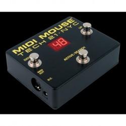 Tech 21 T21MIDI - Pédalier programmable MIDI Mouse