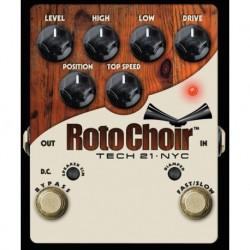 Tech 21 T21ROTO - Pédale d'effet leslie RotoChoir