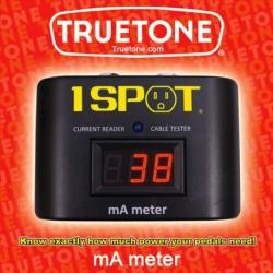 Truetone VS1SPMA - Milli Ampèremètre et testeur de cable mA Meter