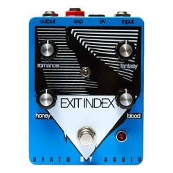Death By Audio DBAEXI - Pédale d'effet tremolo Exit Index
