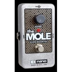 Electro-Harmonix EHXTHEMOLE - Pédale d'effet booster The Mole