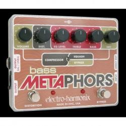 Electro-Harmonix EHXBMETA - Préampli pour basse Bass Metaphors