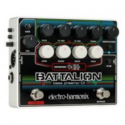 Electro-Harmonix EHXBAT - Préampli pour basse Battalion