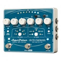 Electro-Harmonix EHXSUPP - Pédale d'effet tremolo Super Pulsar