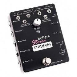 Empress Effects EMPBUFST - Buffer stéréo pour pédale d'effet