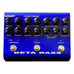 ISP Technologies ISPBET - Préampli pour basse Beta Bass Preamp Pedal