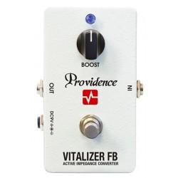 Providence PROVFB - Pédale d'effet booster Vitalizer FB VFB-1