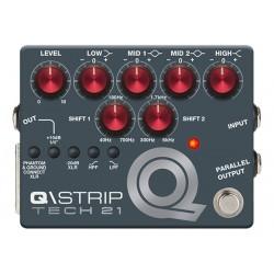Tech 21 T21Q - Préampli pour basse Q Strip