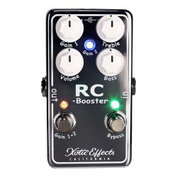 Xotic Effects XOTRCV2 - Pédale d'effet booster RC-Booster V2