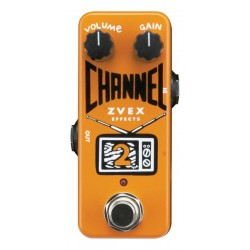 Zvex Effects ZVCHA - Pédale d'effet booster Channel 2