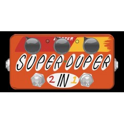 Zvex Effects ZVSUPE - Pédale d'effet booster Super Duper