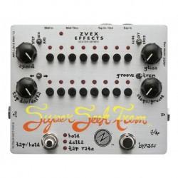 Zvex Effects ZVSUPTRVX - Pédale d'effet tremolo Super Seek Trem Vexter