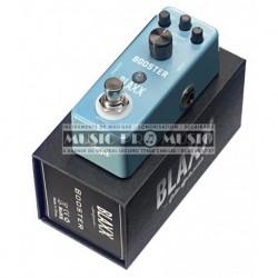 Stagg BX-BOOST - Pédale Booster BLAXX pour guitare électrique