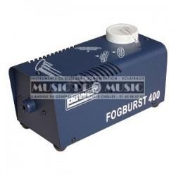 Power Lighting FOGBURST-400B - Machine à Fumée 400W - Finition Bleue