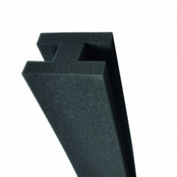 Power Studio FOAM-400-JOINT - Joint mousse pour panneau acoustique Foam 400 Panel