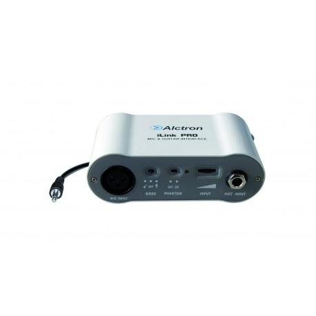 Alctron ILINK-PRO - Carte son 2in-2out ipad