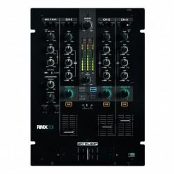 Reloop RMX-33i - Mixer 3 entrées + FX