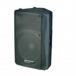 "Power Acoustics EXPERIA-12A-MK2 - Enceinte active 12"" 250w MP3"