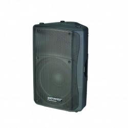 """Power Acoustics EXPERIA 08A MK2 - Enceinte active 8"""" 60w rms MP3"""