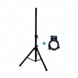 Power Acoustics TESLA 15 STAND - Pied enceinte + câble Speakon pour Tesla 15