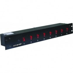 Power Lighting EIGHT-CHANNEL - Dispatch 8 canaux