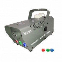 Power Lighting FOG-400-LED - Machines fumée 400w + Leds