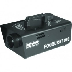 Power Lighting FOGBURST-900 - Machines fumée 900w