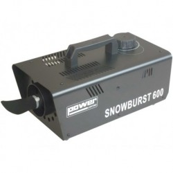 Power Lighting SNOWBURST-600 - Machines neige 600w
