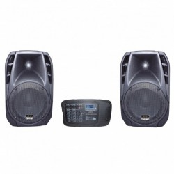 Definitive Audio EASY400 - Sono compact 300w